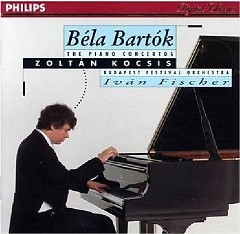 Bartok Piano Concertos - Zoltán Kocsis,Ivan Fischer