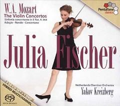 Mozart - Violin Concertos CD 1