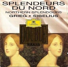 Northern Splendour - Sibelius & Grieg CD 2