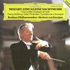 Mozart Eine Kleine Nachtmusik, Grier Holberg Suite, Prokofiev Symphonie Classique
