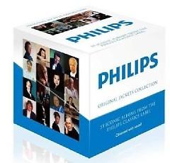 Philips Original Jackets Collection - CD 45 - Adam, Ameling, Burmeister, Schreier No. 1