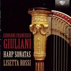 Giuliani - Harp Sonatas CD 2 - Lisetta Rossi