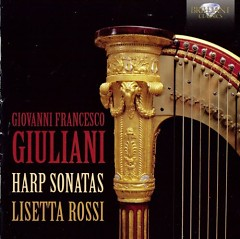 Giuliani - Harp Sonatas CD 3