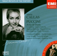Puccini Opera Arias & Duets