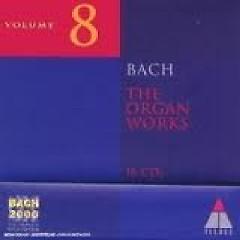 Bach 2000 Vol 8 - The Organ Works CD 8