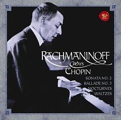 Rachmaninoff Plays Chopin CD 2