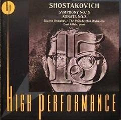Shostakovich Symphony No. 15