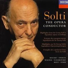 Solti The Opera Conductor