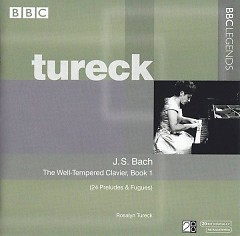 J.S. Bach - The Well Tempered Clavier, Book 1 CD 1 (No. 1)
