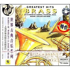 Greatest Hits Brass CD 1