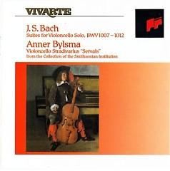 Bach Suites For Violoncello Solo CD 1