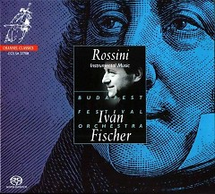 Rossini Instrumental Music  - Ivan Fischer,Budapest Symphony Orchestra