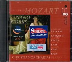 Mozart Piano Works