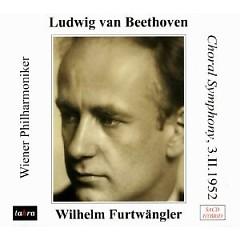 W. Furtwangler Live In Vienne, Vol II Beethoven Symphonie No. 9, Op. 125