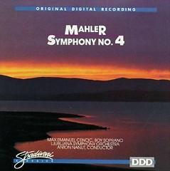 Mahler - Symphony No. 4 - Max Emanuel Cenčić,Anton Nanut