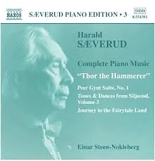 Harald Sæverud Complete Piano Works CD 3 No. 3 - Einar Steen-Nokleberg