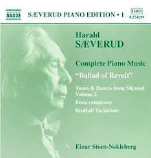 Harald Sæverud Complete Piano Works CD 1 No. 3