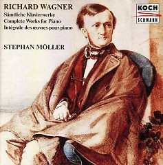 Richard Wagner Complete Works For Piano CD 1 - Stephan Moller