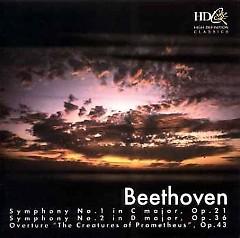 Beethoven Symphony No 1, Symphony No 2