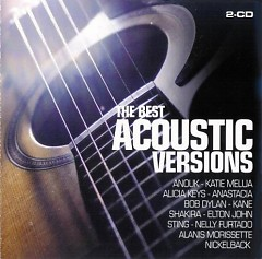 The Best Acoustic Versions CD 1