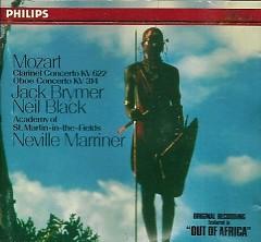 Mozart Clarinet Concerto KV 622 & Oboe Concerto KV 314