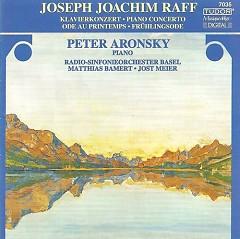 Joseph Joachim Raff Piano Concerto - Ode Au Printemps Fruhlingsode