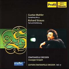 Mahler Symphony No. 9 & Richard Strauss Tod Und Verklärung CD 2