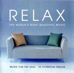 Relax - The World's Most Beautiful Music CD 1