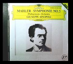 Mahler - Symphonie No. 5 - Giuseppe Sinopoli,Philharmonia Orchestra,Gustav Mahler