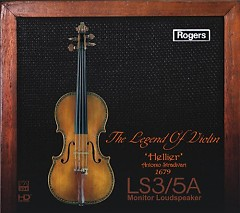 The Legend Of Violin Hellier