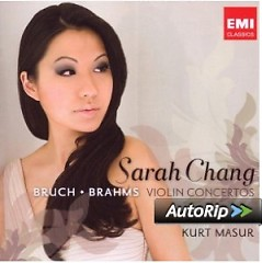 Bruch, Brahms - Violin Concertos  - Sarah Chang