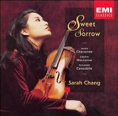 Sweet Sorrow - Sarah Chang