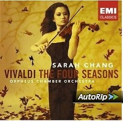 Vivaldi -  The Four Seasons - Sarah Chang