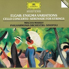 Elgar - Enigma Variations, Cello Concerto, Serenade For Strings CD 2