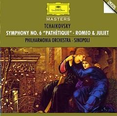 Tchaikovsky Symphony No. 6 & Amp; Romeo And Juliet Overture - Giuseppe Sinopoli