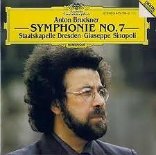 Anton Bruckner - Symphony No. 7 - Dresden Staatskapelle Orchestra,Giuseppe Sinopoli