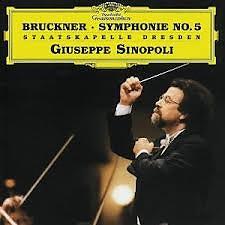Bruckner - Symphony No. 5 - Giuseppe Sinopoli,Dresden Staatskapelle Orchestra