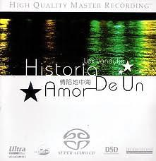 Historia De Un Amor CD 1 - Lex Vandyke