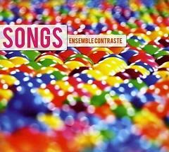 Songs - Ensemble Contraste CD 1