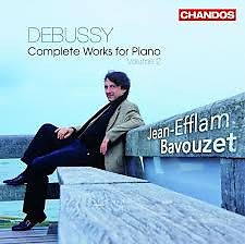 Claude Debussy Complete Works For Piano Vol 2