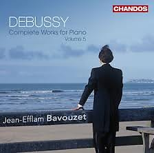 Claude Debussy Complete Works For Piano Vol 5 No. 1 - Jean Efflam Bavouzet
