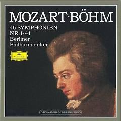 Mozart Symphonies CD 8