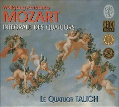 Talich Quartet - Mozart Complete String Quartets CD 6