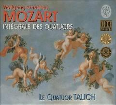 Talich Quartet - Mozart Complete String Quartets CD 8 No. 2 - Le Quatuor Talich