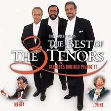 The Best Of The Three Tenors CD 1