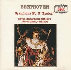 Beethoven - Symphony No. 3 Eroica   - Zdenek Kosler,Slovak Philharmonic Orchestra