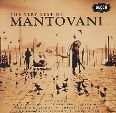 The Very Best Of Mantovani CD 1 - Mantovani,Mantovani Orchestra