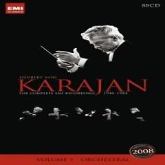 Karajan Complete EMI Recordings Vol. I CD 05 - Mozart Symphony No. 33 & Schubert.Symphony No. 9