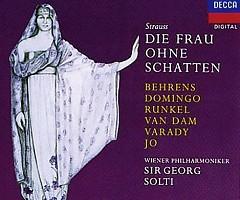 Richard Strauss - Die Frau Ohne Schatten CD 3