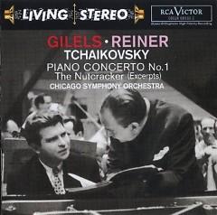 Tchaikovsky - Piano Concerto No. 1 CD 1